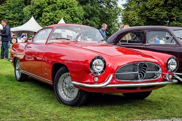 Alfa Romeo 1900 C SS Speziale coupe by Ghia 1954 fr3q
