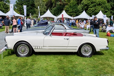 Alfa Romeo 2000 Spider by Touring 1959 side