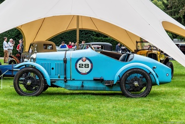 Amilcar CGSs biplace sport by Duval 1928 side