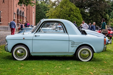 Autobianchi Bianchina trasformabile S3 Special 1962 side