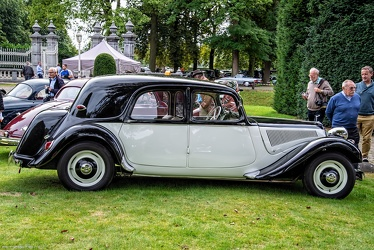 Citroen Traction Avant 11 BN 1953 side