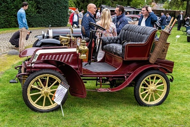 De Dion Bouton 6 CV Type Y 2-seater 1904 side