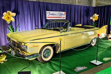 Plymouth Fury convertible coupe 1960 fl3q