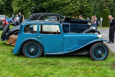 MG L1 Magna salonette 1933 side