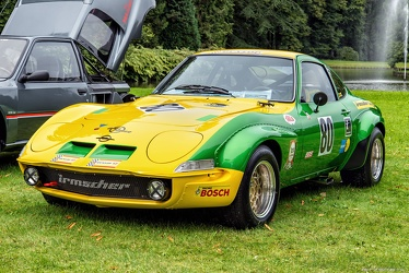 Irmscher Opel GT 1900 Group 4 replica 1972 fl3q