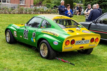 Irmscher Opel GT 1900 Group 4 replica 1972 r3q