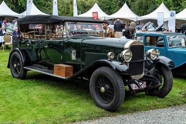 Sunbeam 20/60 HP tourer by Gurney Nutting 1925 fr3q