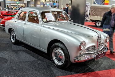 Alfa Romeo 1900 berlina assembled by Imperia 1954 fr3q