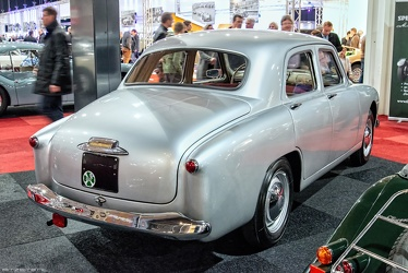 Alfa Romeo 1900 berlina assembled by Imperia 1954 r3q