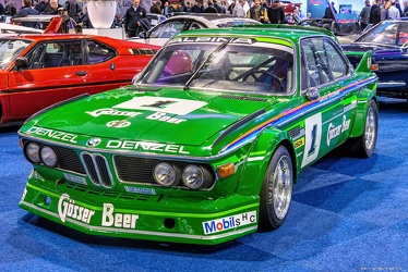 Alpina BMW 3.2 CSL E9 Group 2 replica 1974 fl3q