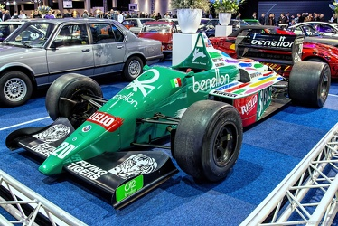 Benetton BMW B186 F1 1986 fl3q