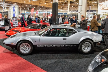 DeTomaso Pantera GTS US by Ghia 1973 side