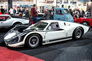 Ford GT40 Mk IV Group 4 1967 side