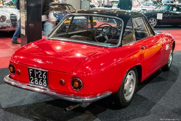 OSCA 1600 GT2 berlinetta by Fissore 1963 r3q