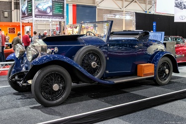Rolls Royce 20/25 HP DHC rebody by Les Jones 1929 fl3q