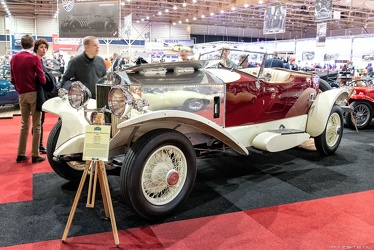 Rolls Royce Phantom I 1928 boattail tourer rebody by Wilkinson 1951 fl3q