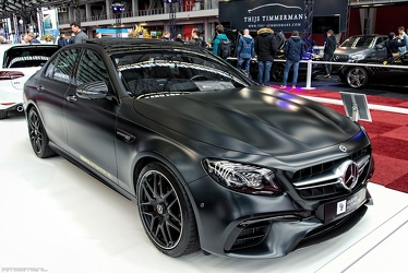 AMG Mercedes E 63 S 4Matic+ W213 Edition 1 2019 fr3q