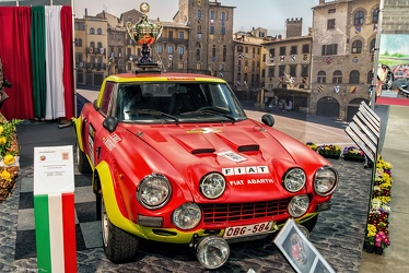Abarth Fiat 124 Sport CSA Rally Group 4 1973 fr3q
