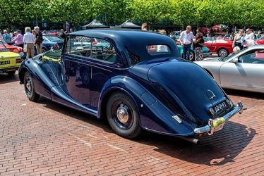 Bentley Mk VI FHC by Abbott 1950 r3q