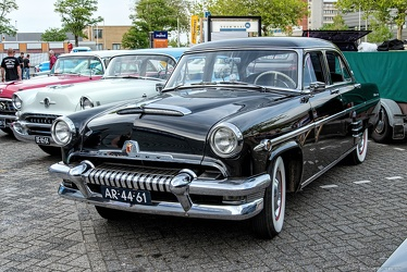 Mercury Monterey 4-door sedan 1954 fl3q