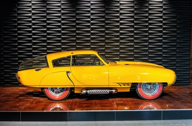 Pegaso Z102 Cupola by Enasa 1952 side