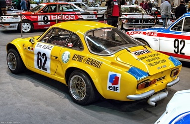 Alpine A110 1600 S Group 4 1970 r3q