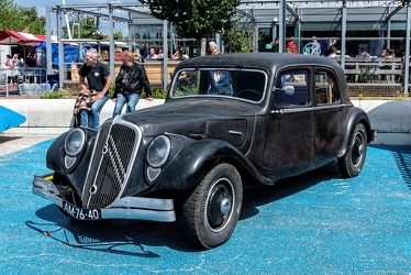 Citroen Traction Avant 22/8 replica 1934 fl3q