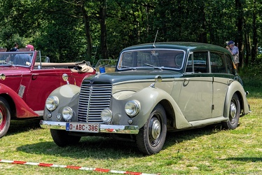 Armstrong Siddeley 18 HP Whitley 6-light saloon 1951 fl3q