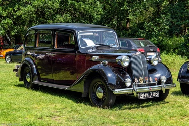Vauxhall 25 HP Type GL limousine by Grosvenor 1940 fr3q