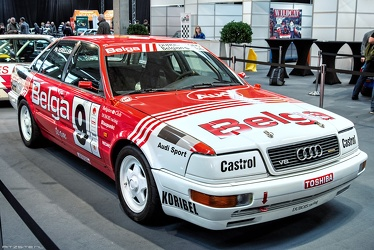 Audi V8 Quattro Group A 1989 fr3q