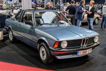 BMW 316 A TC by Baur 1983 fr3q