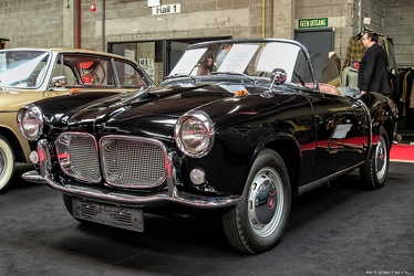 Fiat 1200 TV spider by Carrozzerie Speciali 1959 fl3q