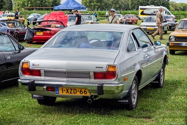 Mazda 121 Cosmo CD 1800 fastback coupe 1978 r3q