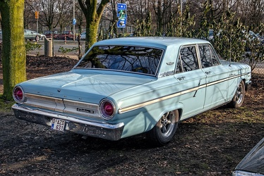 Ford Fairlane 500 4-door sedan 1964 r3q