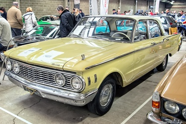Mercury Comet 4-door sedan 1961 fl3q