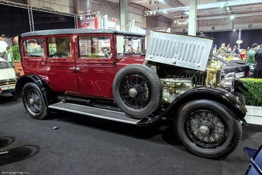 Minerva AE 20 CV sedan 1928 side