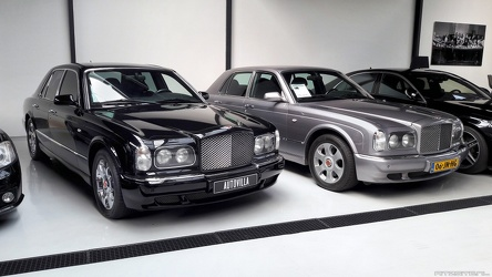 Bentley Arnage Red Label 2002 fr3q