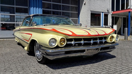 Buick LeSabre hardtop coupe Sea Cruiser custom 1960 fr3q