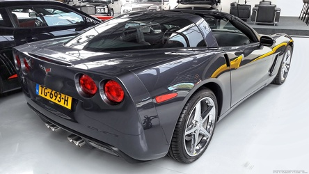 Chevrolet Corvette C6 fastback coupe 2013 r3q