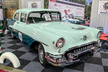 Oldsmobile 88 4-door sedan 1955 fr3q
