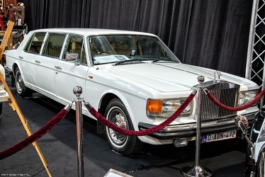 Rolls Royce Silver Spirit I 1981 6-door limousine conversion 2004 fr3q