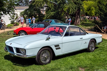 Fiat 2300 S coupe by Michelotti 1966 fl3q