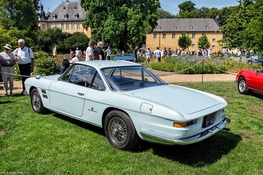 Fiat 2300 S coupe by Michelotti 1966 r3q