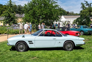 Fiat 2300 S coupe by Michelotti 1966 side
