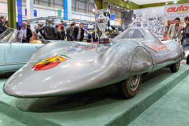 Abarth 1000 Record by Pininfarina 1960 fl3q