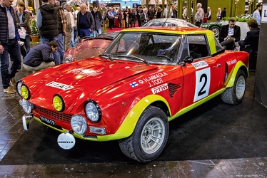 Abarth Fiat 124 Sport CSA Rally Group 4 1973 fl3q