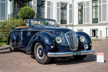 Bentley Mk VI DHC by Roos 1948 fr3q