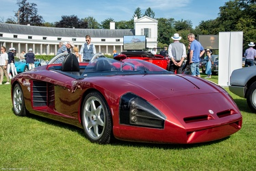 Bizzarrini Kjara barchetta by Pininfarina concept 1998 fr3q