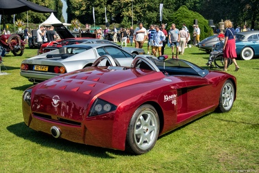 Bizzarrini Kjara barchetta by Pininfarina concept 1998 r3q