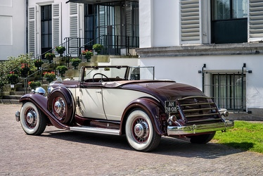 Packard 905 Twin Six coupe roadster 1932 r3q